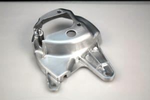 Aluminium prototype - CNC machined