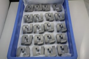 Steel small volume production - CNC machining