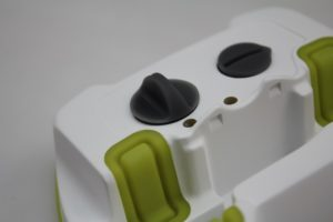 Vacuum cast and CNC machined - Overmolded - medical
