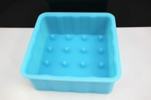 Cast in color - Vacuum casting and silicone mold