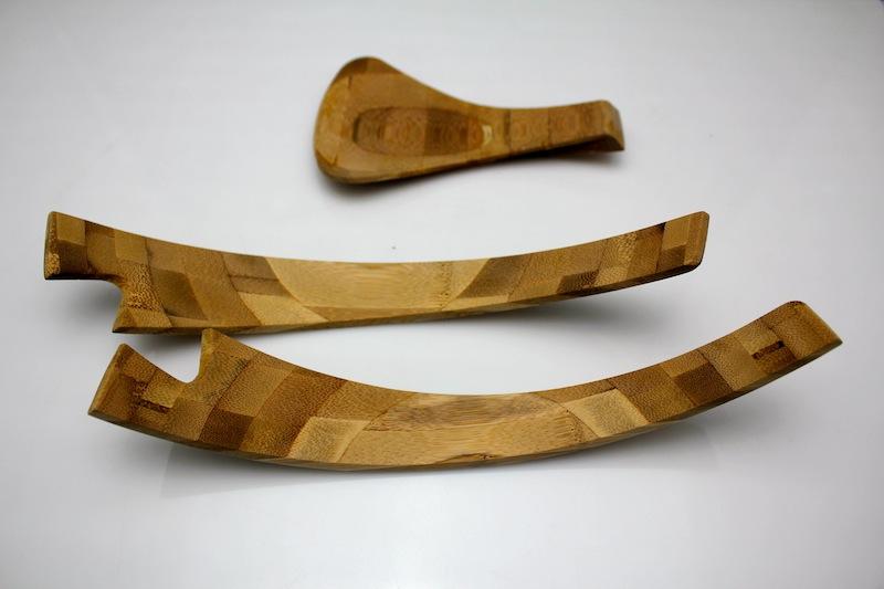 Bamboo – CNC machined