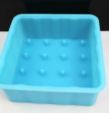 Cast in color – Vacuum casting and silicone mold